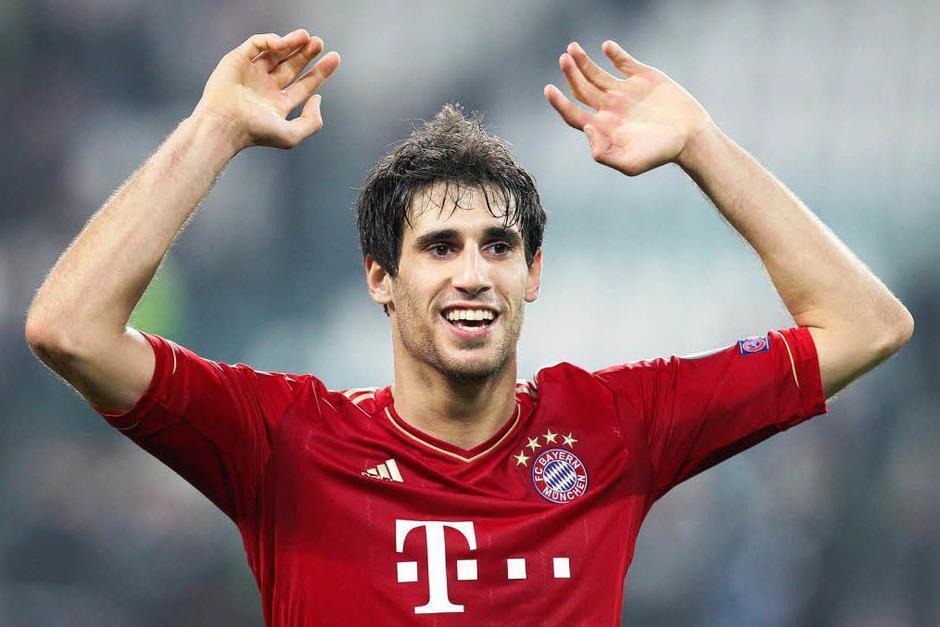 Javi Martinez: Bayern München überwies seinerzeit für den Mittelfeldstar   40 Millionen Euro an  Athletic Bilbao. (Foto: dapd)