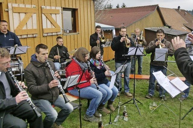 Mit Musik im Grünen in den Frühling