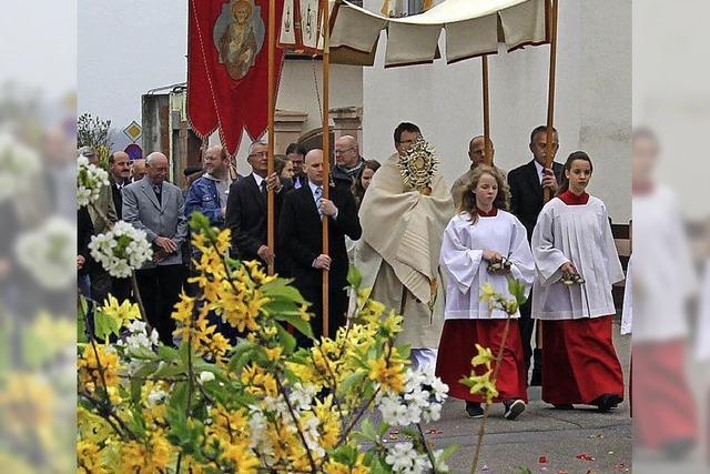 Die Kirchengemeinde feierte ihr Patrozinium