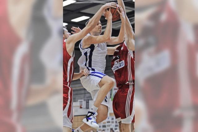 Die USC-Basketballer stehen vor Neuanfang in der zweiten Regionalliga.