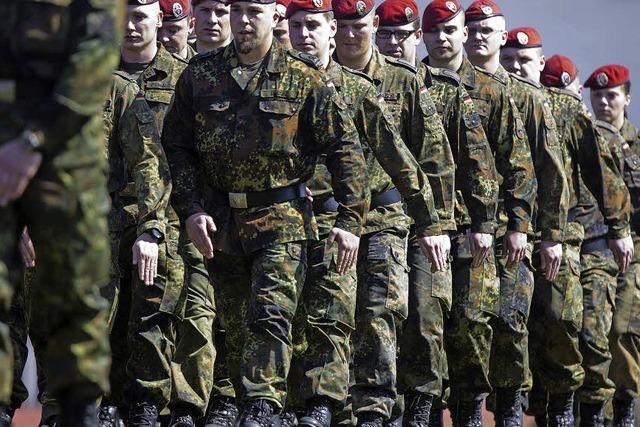 BZ-Interview über die Integration von Zuwanderern in der Armee