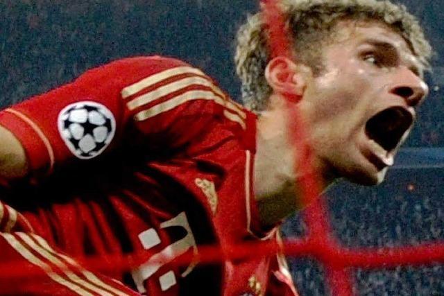 FC Bayern fast schon im Finale - 4:0 gegen Barcelona