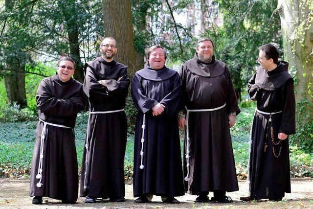Die letzten Franziskanerbrüder verlassen im September Freiburg
