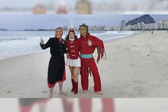 Im Narrenhäs an der Copacabana