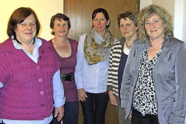 Team leitet nun den Frauenbund