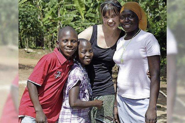 Hilfe für Straßenkinder in Uganda