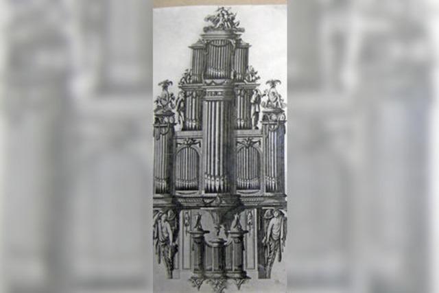 Die lange Geschichte der St. Blasier Dom-Orgeln