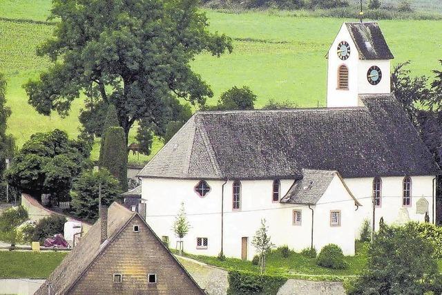 Hilfe für Kirche in Grüningen