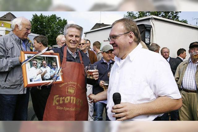 Wieder Zoff ums Altdorfer Dorffest
