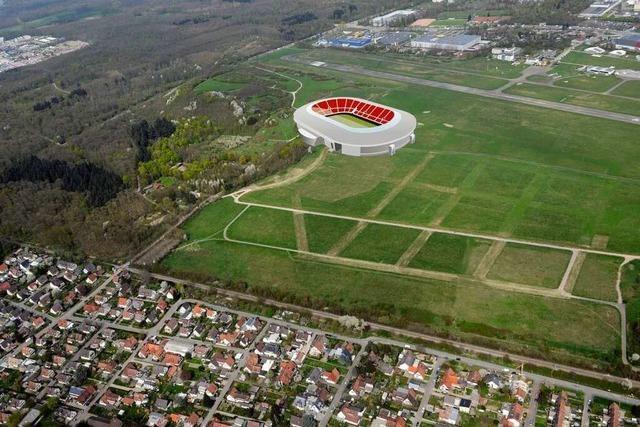 Keller: SC Freiburg kann Stadionfinanzierung stemmen