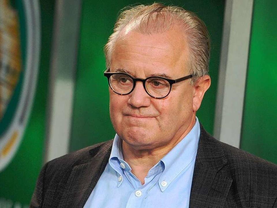 Fritz Keller    Foto: Meinrad Schön
