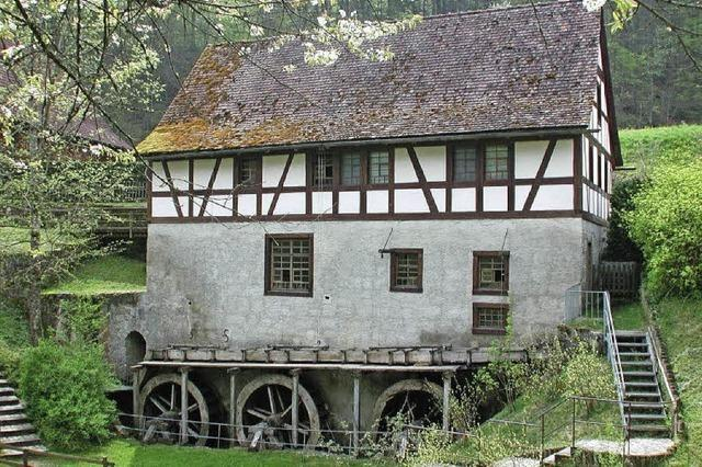 Museumsmühle nimmt Betrieb auf