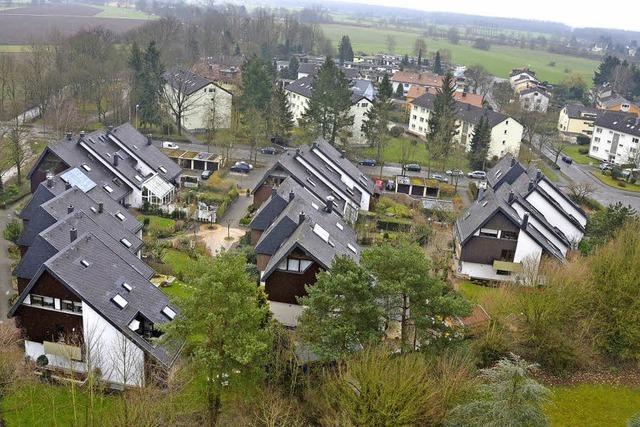 Der Stadtteil Bürkle-Bleiche soll 2050 energieautark sein