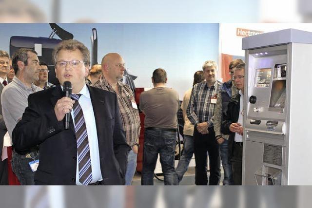Hectronic eröffnet neuen Showroom