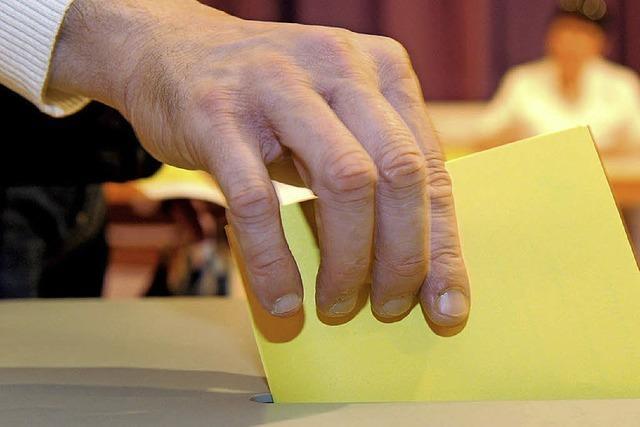 Schon mit 16 bei Wahlen dabei