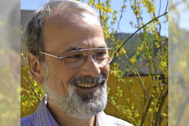 Pfarrer Matthias Ibach geht