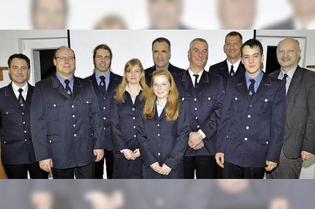Sorgen bei der Wittnauer Feuerwehr