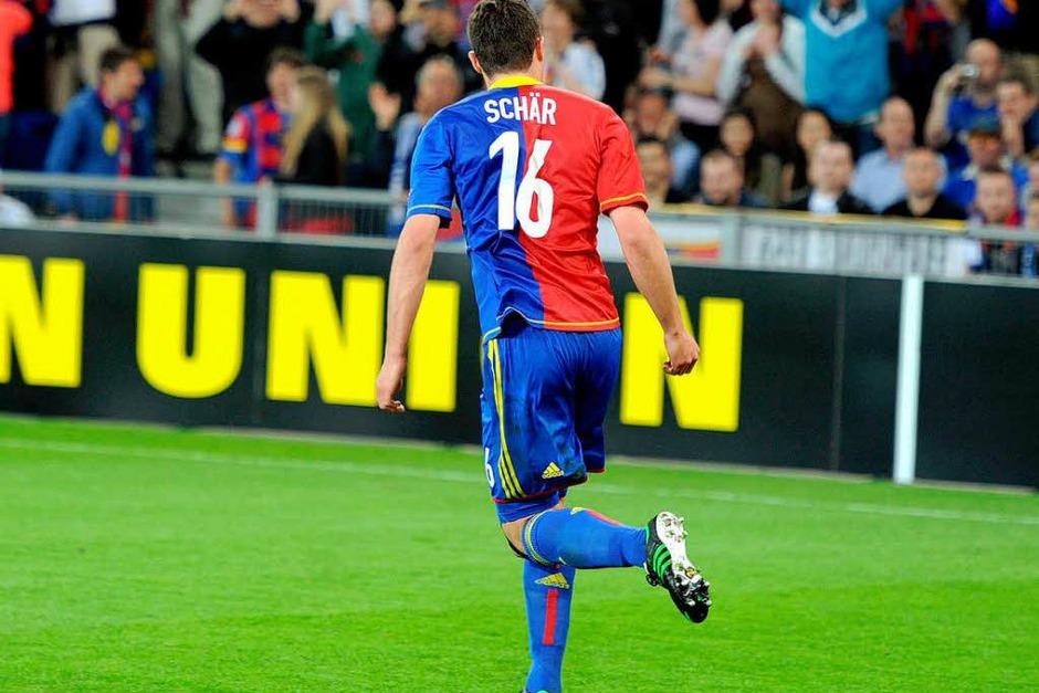 FC Basel gegen FC Chelsea - eine spannende Partie (Foto: Meinrad Schön)