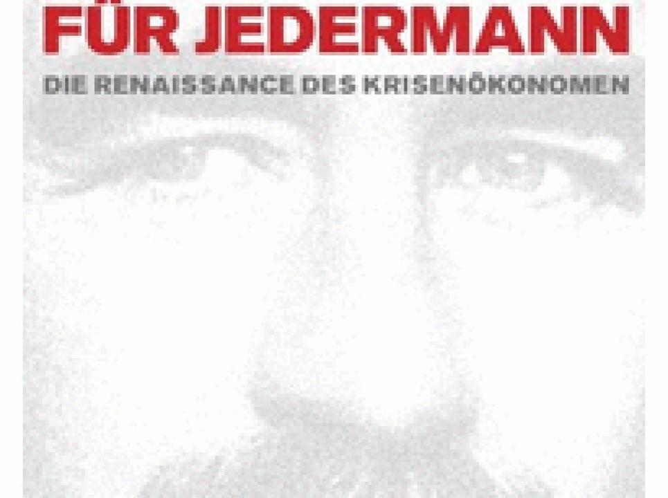 Gerald Braunberger: Keynes für jederma...Allgemeine Buch 262 Seiten, 17,90 Euro  | Foto: Verlag