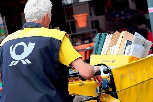 Einigung im Tarifstreit bei Deutscher Post