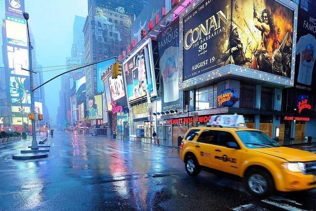 Boston-Attentäter wollten wohl auch in New York bomben