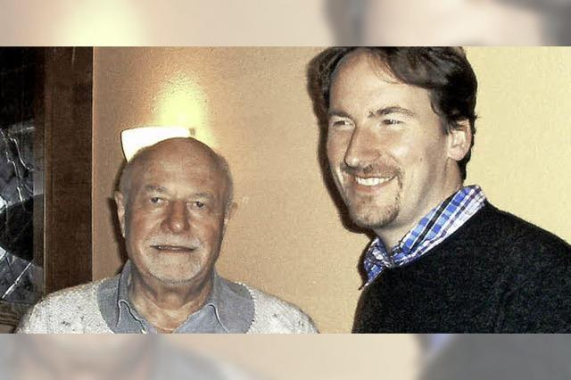 Jürgen Zinnel folgt auf Heinz Schülbe