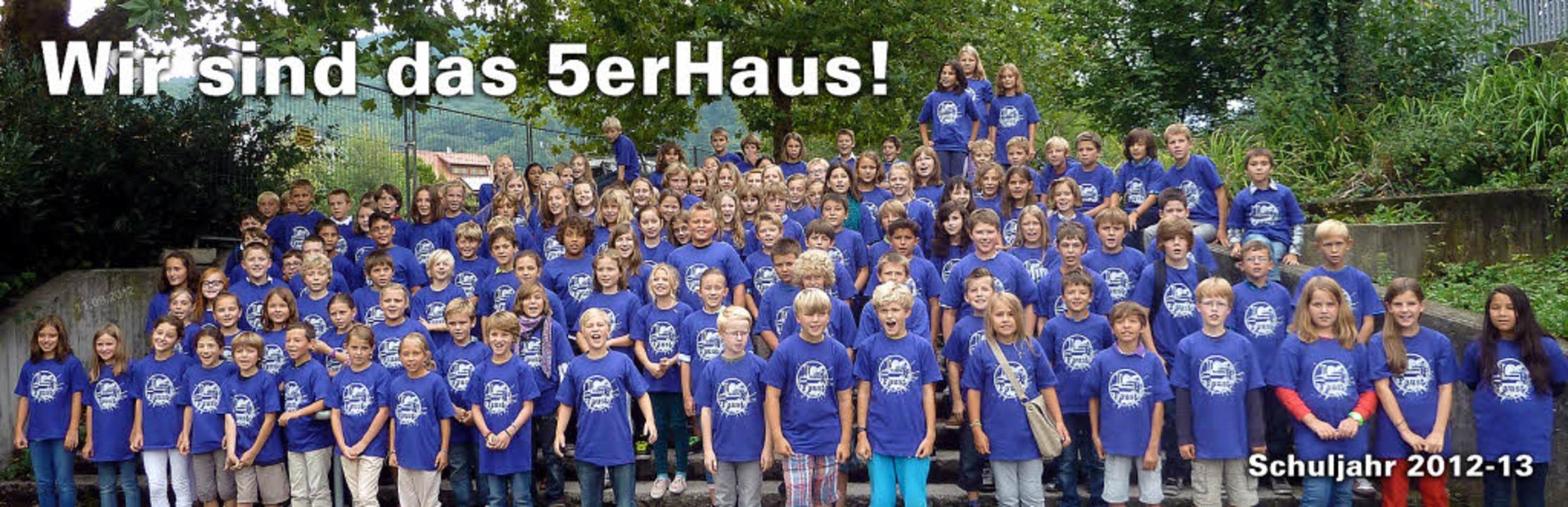 Sie alle profitieren von den Betreuungskonzepten am Faust-Gymnasium.    Foto: Privat