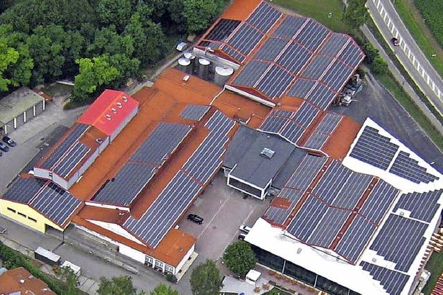 Energiekreis sucht Dächer