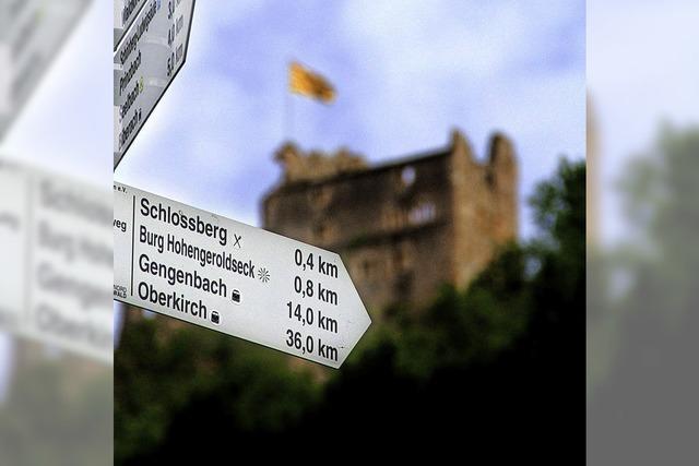 Geld für weitere Sanierung der Burg ist gesichert