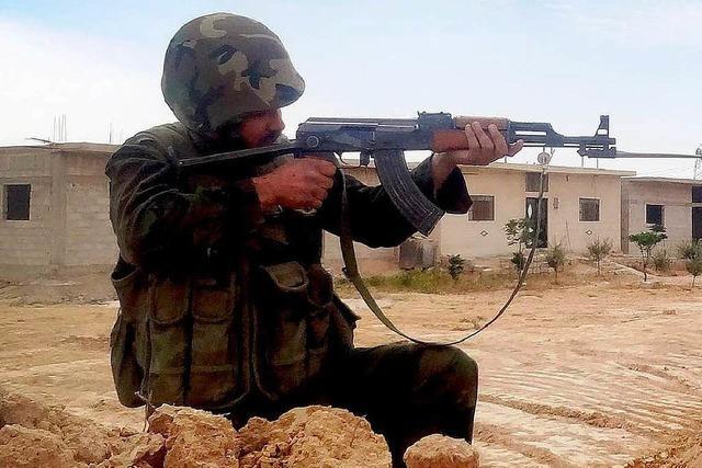 Hat Syrien wirklich Sarin eingesetzt?