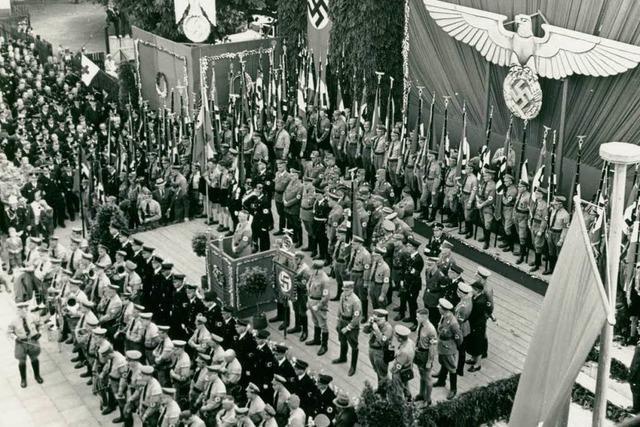 Lörrach und die Nazis: Verbrüderung wich Ernüchterung