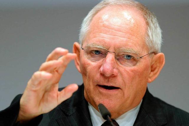 Schäuble führt Südwest-CDU in Wahlkampf - Dämpfer für Schavan