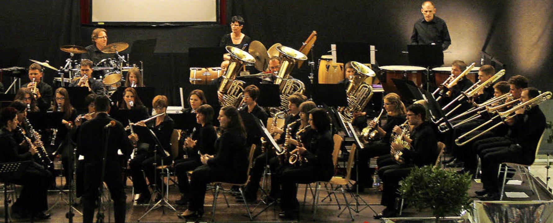 Stadt -Land-Fluss war das Motto der mu... Christian Warth und seinen Musikern.   | Foto: heidi fössel