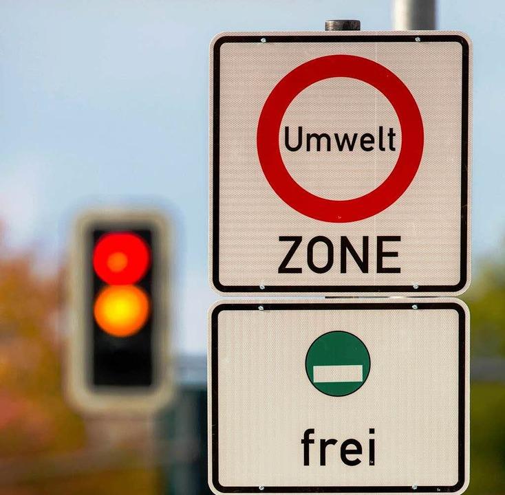 Umweltzone Karlsruhe Karte.Kontrolle Der Umweltzonen Rote Karte Für Freiburg Freiburg