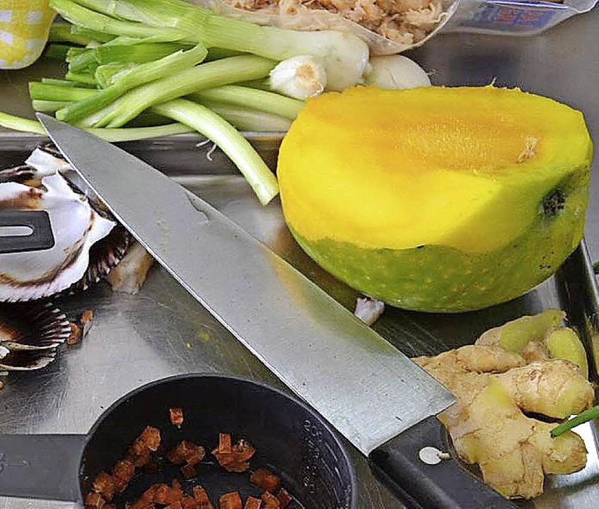 Peru bietet viele Zutaten, hat viele K...8211; das sieht man auch in der Küche.  | Foto: Weiss Sandra