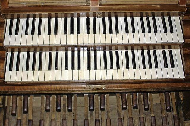 SAMSTAG: ROCK: Die andere Orgel