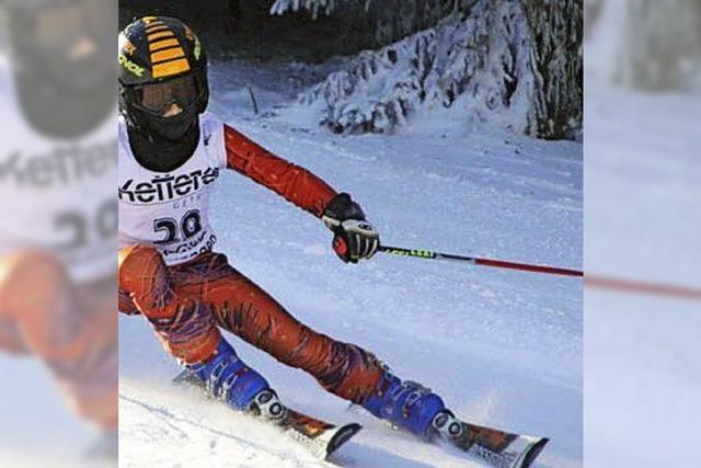 Mein Lieblingshobby: Skifahren