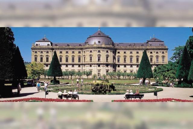 Sommerliches Würzburg