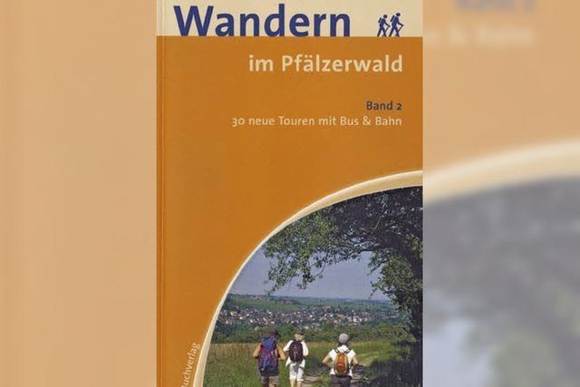 Lesetipp II: Michael Erle: Wandern im Pfälzerwald
