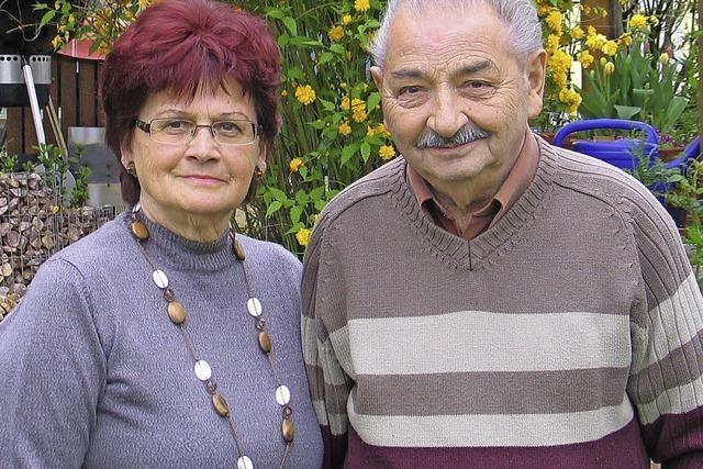 Seit 50 Jahren verheiratet