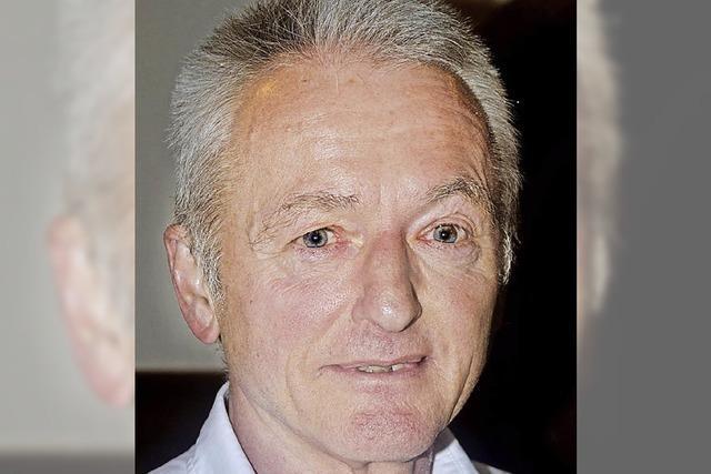 Ulrich Timm führt den VdK Sasbach