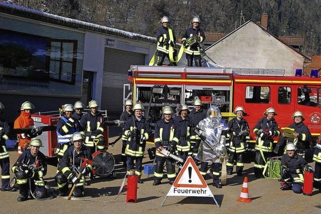 Mit 18 musste jeder zur Feuerwehr