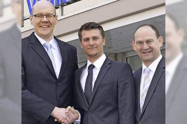 Steffen Rogg neuer Filialleiter