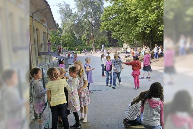 20 Kinder mit Förderschulbedarf sind aus Denzlingen