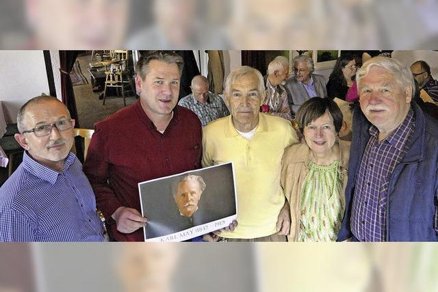 Karl-May-Freundeskreis: Der große Star früherer Generationen
