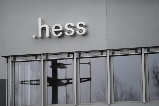 Die Hess AG baut weitere Stellen ab