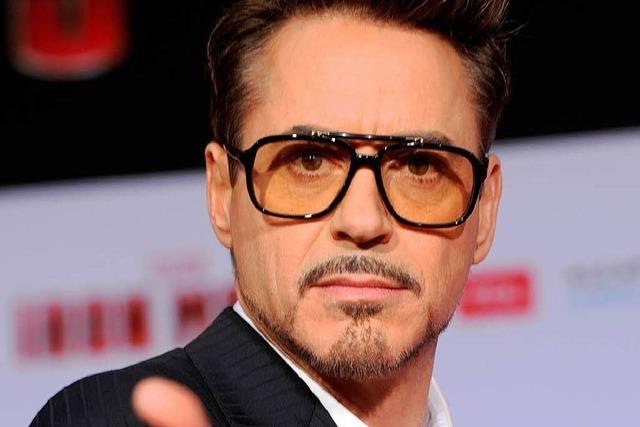 Robert Downey Jr. über