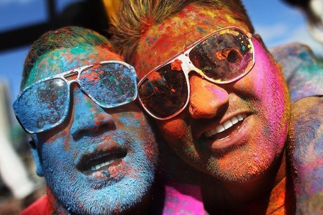 Holi-Festival soll am 21. Juli auf der Messe stattfinden