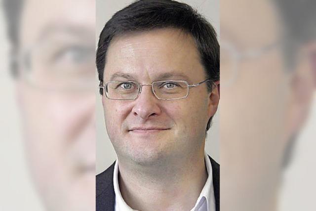 Holger Knöferl ist neuer stellvertretender Chefredakteur