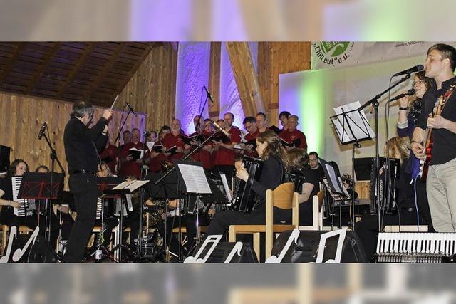 Orchester Chill out lässt viele Facetten erklingen